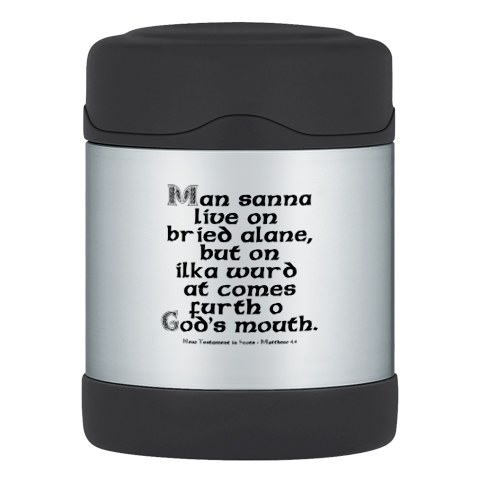 Thermos Old Testament in Scots